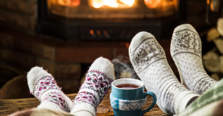 chauffage à bois qui garantit confort